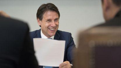 Vijfsterrenbeweging en Democratische Partij onderhandelen opnieuw over regering in Italië