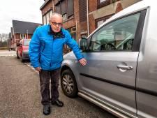 Opnieuw auto van Schiedammer bekrast 'door buren'
