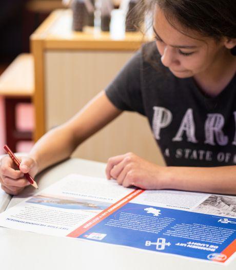 Europese onderwijsprijs voor Overijssels onderwijspakket 'Expeditie Vrijheid'