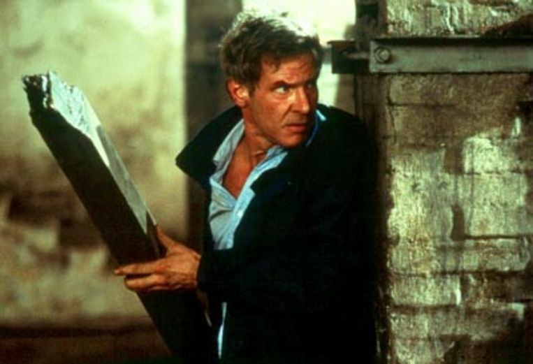 Harrison Ford in Clear and Present Danger. Beeld