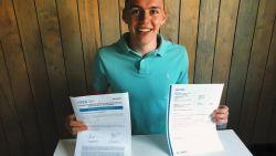 """Geslaagd voor Nederlandstalig én Franstalig toelatingsexamen geneeskunde: """"Ik heb heel veel moeten opgeven om te kunnen studeren"""""""