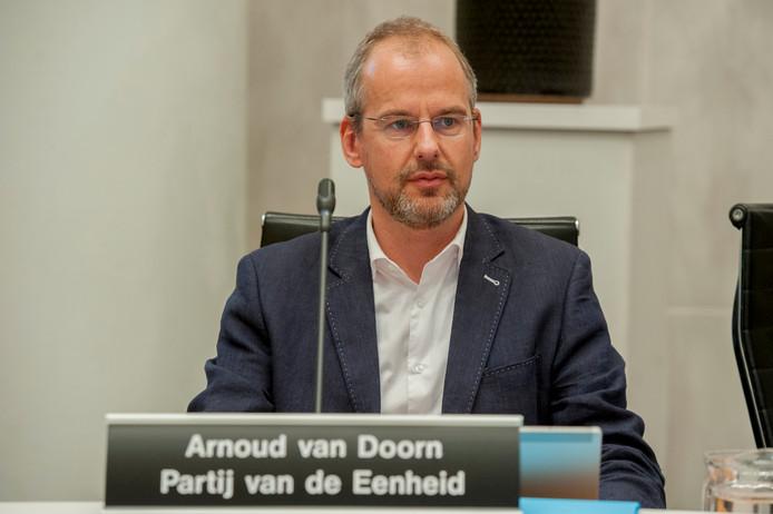 Arnoud van Doorn, Partij van de Eenheid