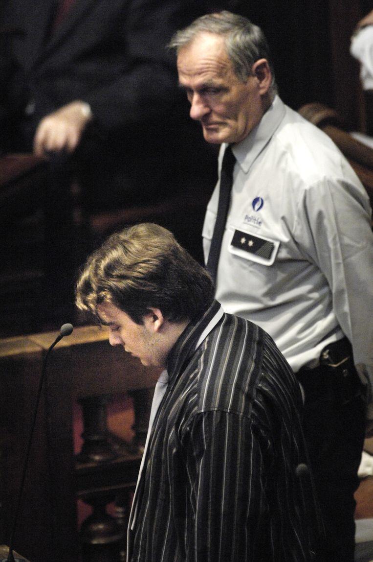 Hans Van Themsche kreeg in 2007 levenslang voor zijn moordende raid.