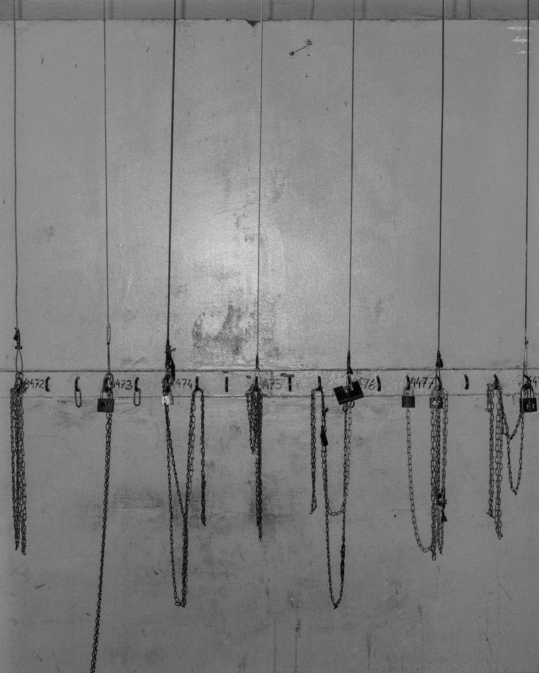 Uit de serie Extraction, 2017-2018, van Michał Łuczak.   Beeld Michał Łuczak, Krakow Photomonth Festival