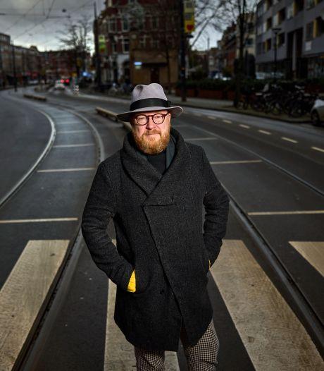 Leon Keekstra is de 'stadsbemoeial van Rotterdam', maar hij wil ook de burgemeester zijn