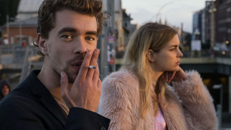 Hannah Hoekstra en Bram Suijker Lost & Found (2018). Beeld Conrad Bauer