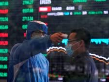 Het corona-effect: beleggers zijn nu pas wakker geworden en direct in paniek