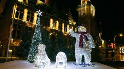 Eeklo schrapt traditioneel Kerstdorp