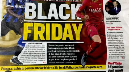 "Lukaku na 'Black Friday' ""Domste titel ooit"""