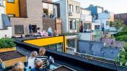 """Buurtbewoners organiseren wekelijks dakfestival: """"Studenten leren kennen waar ik nog nooit mee had gesproken"""""""