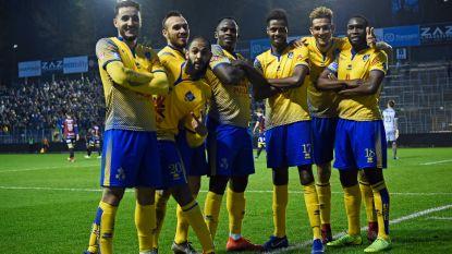 VIDEO. 5-1! Union geeft voetballes aan Waasland-Beveren, Selemani maakt er drie