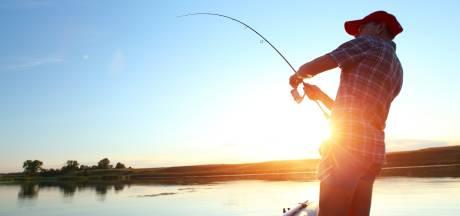Ruim 10000 nieuwe hengelaars: roep om extra visplekken