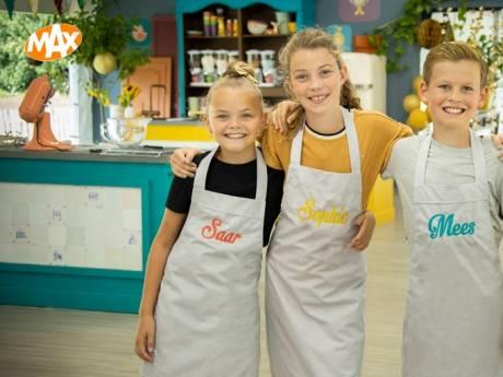 Saar (9) uit Gouda wint Heel Holland Bakt Kids met fondant- en cookie dough-verrassing