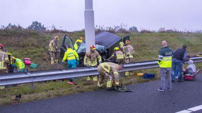Twee doden en drie gewonden bij ongeluk met busje in Nederland