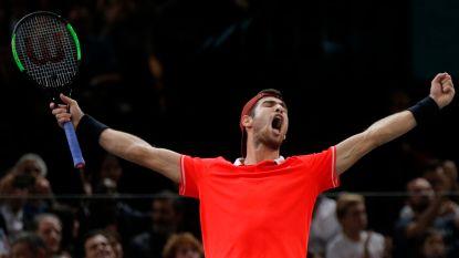 Geen vijfde eindzege voor Djokovic in Parijs - Ashleigh Barty verovert in Zhuhai de WTA Elite Trophy