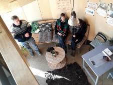 Veel belangstelling voor mini-woning in Apeldoorn