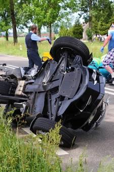 Bestuurder van trike gewond bij botsing met heftruck in Megen