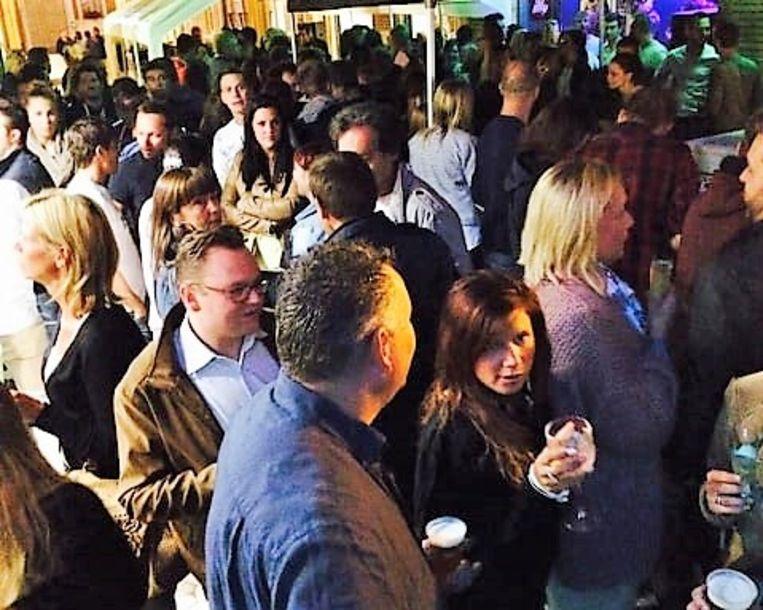 De Pre-Suikerrock party van Opera Bar trekt jaarlijks al heel wat volk aan.