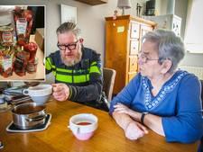 Wijkagent Puttershoek verrast met soeppakket