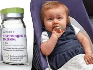 L'état de santé de Pia évolue grâce au Zolgensma, mais moins que le chiffre d'affaires de Novartis