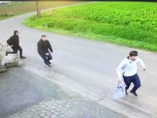 Un cambriolage filmé par les caméras de vidéosurveillance de la maison