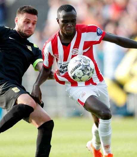 Bruma laat zich direct gelden bij debuut voor PSV