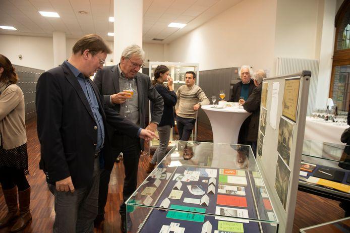 Tentoonstelling Collectief Geheugen Universiteit Antwerpen