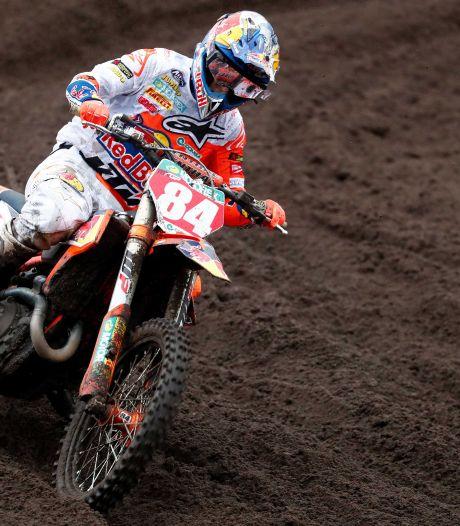 Herlings hervat seizoen met drie GP's in Letland
