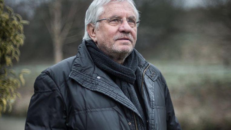 Voorzitter Jacques Grishaver van het Auschwitz Comité trok fel van leer trok tegen de bezwaarmakers Beeld Mats van Soolingen