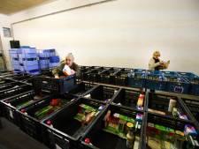 Voedselbank gaat thuisbezorgen in de regio, afgifteloketten gesloten