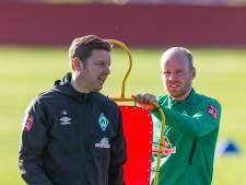 Zelfs trainer Kohfeldt is geblesseerd bij geplaagd Werder Bremen