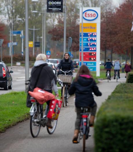 Kampen wil einde aan 'confrontaties' na dodelijk ongeval op fietspad