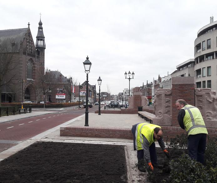 Opknapbeurt Nieuwe Haagdijk en Haagweg.
