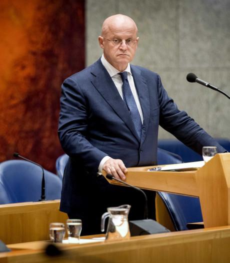 Minister Grapperhaus over parkgeweld Gorinchem: 'Slachtoffers konden wél meteen aangifte doen'