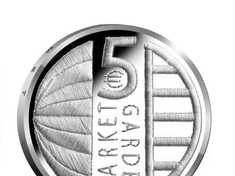 Luchtlandingsoperatie Market Garden krijgt een officiële herdenkingsmunt