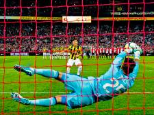 KNVB experimenteert met ABBA-penaltyserie, onvrede bij Feyenoord