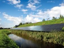 Zonnepark verdringt landbouw