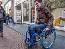 Met je rolstoel Zierikzee in is één groot avontuur