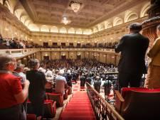 Publiek blijft Koninklijk Concertgebouworkest trouw