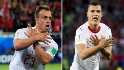 Politiek statement op het WK: waarom vieringen van Shaqiri en Xhaka bij Serviërs in het verkeerde keelgat schieten