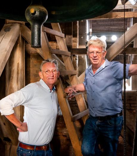 Op zoek naar 40 mille voor carillon in Erp:'Met elke euro zijn we blij'