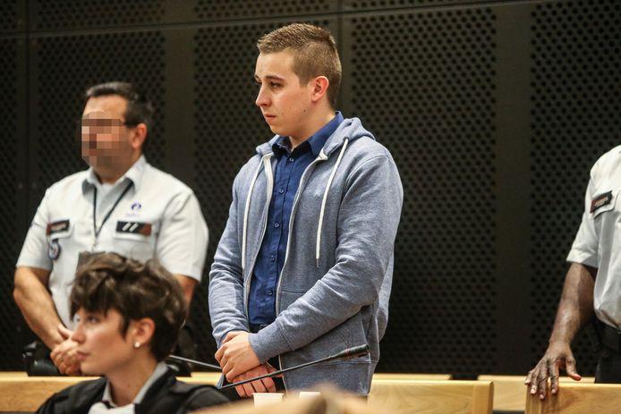 Nathan Duponcheel werd schuldig bevonden aan moord.