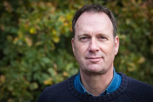 Jochem van Gelder, presentator van 'Wat ik wilde worden'.