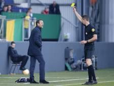Ontgoochelde Van 't Schip mist voetbal en mentaliteit bij PEC Zwolle