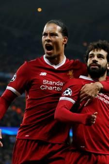 FIFA-award: Van Dijk stemt op ploeggenoot Salah