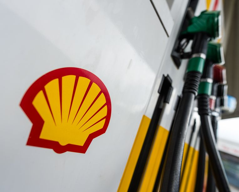 Afgelopen week meldde het concern dat het 15 tot 22 miljard dollar afschrijft op zijn olieraffinaderijen en gasvelden.  Beeld Christophe Gateau/dpa