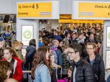 Kaart toont wifi-wachtwoorden op vliegvelden