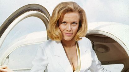 Bondgirl uit 'Goldfinger' overleden