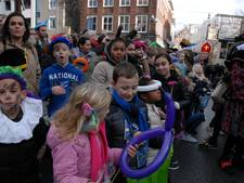 Rijen dik bij intocht Sinterklaas in Den Bosch