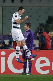 VIDEO: Gladbach schakelt Fiorentina uit na bizarre comeback